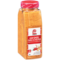 McCormick® Lawrys® Asian Ginger, Garlic & Chile Rub