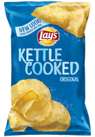 LAY'S® Kettle Cooked Original Potato Chips
