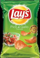 LAY'S® Pico de Gallo Flavored Potato Chips