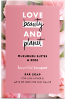 Love Beauty and Planet Murumuru Butter & Rose Oil Bar Soap