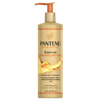 Pantene Pro-V Gold Series Leave-On Detangling Milk