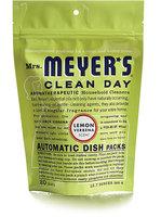 Mrs. Meyer's Clean Day Lemon Verbena Automatic Dish Packs