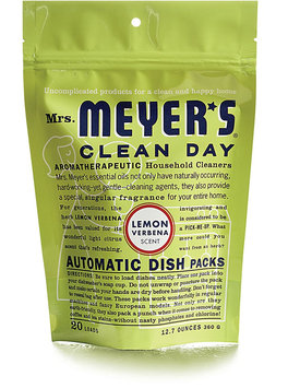 Mrs. Meyer's Clean Day Lemon Verbena Automatic Dish Packs
