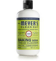 Mrs. Meyer's Clean Day Lemon Verbena Baking Soda Cream Cleaner