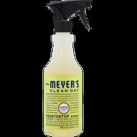 Mrs. Meyer's Clean Day Lemon Verbena Countertop Spray