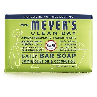 Mrs. Meyer's Clean Day Lemon Verbena Daily Bar Soap