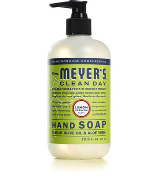 Mrs. Meyer's Clean Day Lemon Verbena Liquid Hand Soap