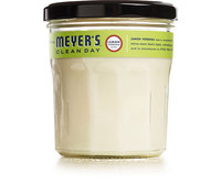 Mrs. Meyer's Clean Day Lemon Verbena Scented Soy Candle