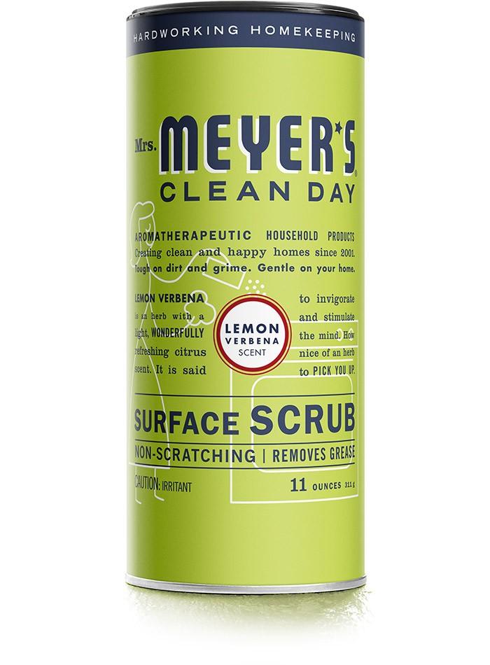 Mrs. Meyer's Clean Day Lemon Verbena Surface Scrub