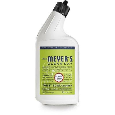 Mrs. Meyer's Clean Day Lemon Verbena Toilet Bowl Cleaner
