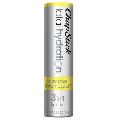 ChapStick® Total Hydration 3 in 1 Luscious Lemon Delight