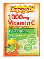 Emergen-C 1,000 mg Vitamin C Lemon-Lime
