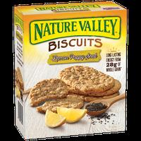 Nature Valley™ Breakfast Biscuits Lemon Poppy Seed