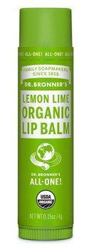 Dr. Bronner's Lemon Lime Organic Lip Balm