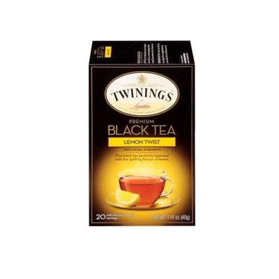 TWININGS® of London Lemon Twist Tea Bags