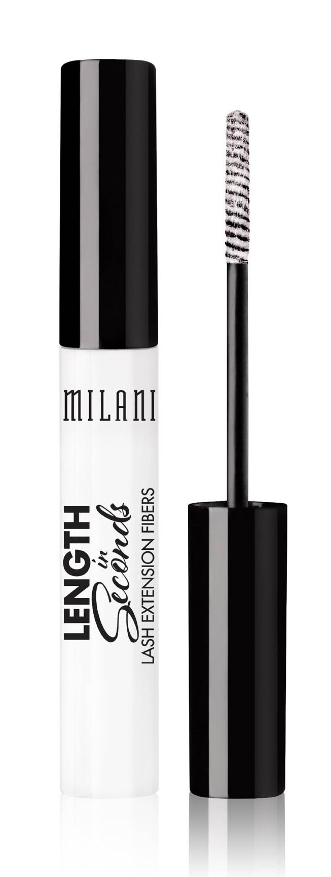 Milani Length In Seconds Lash Extension Fibers