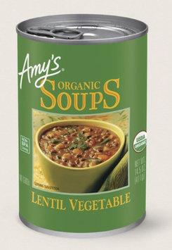 Amy's Kitchen Organic Lentil Vegetable Soup