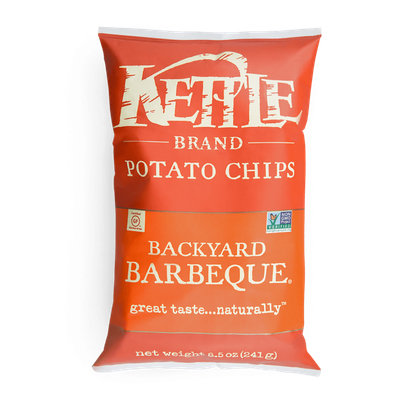 Kettle Brand®Backyard Barbeque Potato Chips