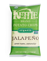 Kettle  Brand® Jalapeno Organic Potato Chips