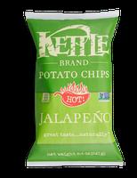 Kettle Brand® Jalepeno  Potato Chips