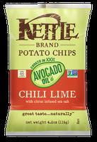 Kettle Brand® Chili Lime Avocado Oil Potato Chips