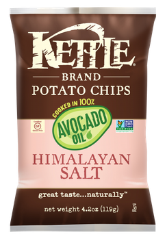 Kettle Brand® Himalayan Salt Avocado Oil Potato Chips