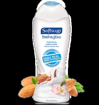 Softsoap® Body Butter Shea & Almond Oil Moisturizing Body Wash
