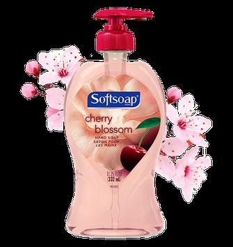 Softsoap® Cherry Blossom Liquid Hand Soap