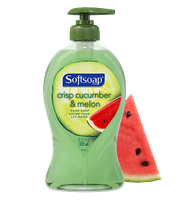Softsoap® Crisp Cucumber & Melon Liquid Hand Soap