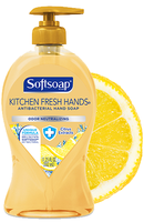 Softsoap® Kitchen Fresh Hands® Antibacterial Liquid Hand Soap
