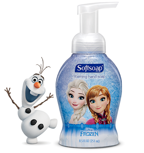 Softsoap® Frozen Foaming Hand Soap