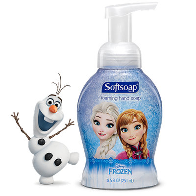 Softsoap® Frozen Foaming Hand Soap