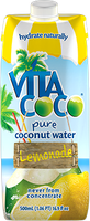 Vita Coco Pure Coconut Water - Lemonade