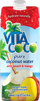 Vita Coco Pure Coconut Water - Peach & Mango