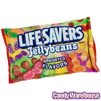Life Savers Jellybeans Assorted Flavors Candy