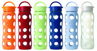 Lifefactory® Silicon Water Bottles