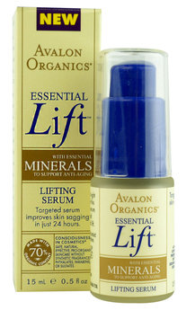 Avalon Organics Essential Lift Lifting Serum