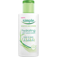Simple Hydrating Light Moisturizer