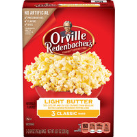 Orville Redenbacher's Gourmet Popping Corn Light Butter