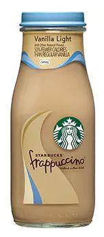 STARBUCKS® Bottled Vanilla Light Frappuccino® Coffee Drink