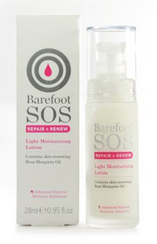 Barefoot S.o.s. Barefoot SOS Repair & Renew Light Moisturising Lotion