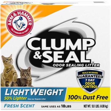 ARM & HAMMER™ Clump & Seal™ Lightweight Odor Sealing Clumping Litter Fresh Scent