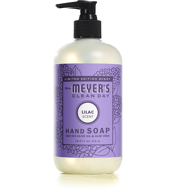 Mrs. Meyer's Clean Day Lilac Hand Soap