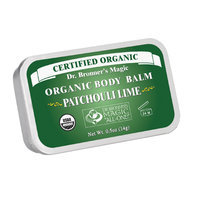 Dr. Bronner's Sun Dog's Organic Tattoo Body Balms Patchouli Lime