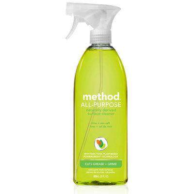 method All-Purpose Cleaner Lime & Sea Salt