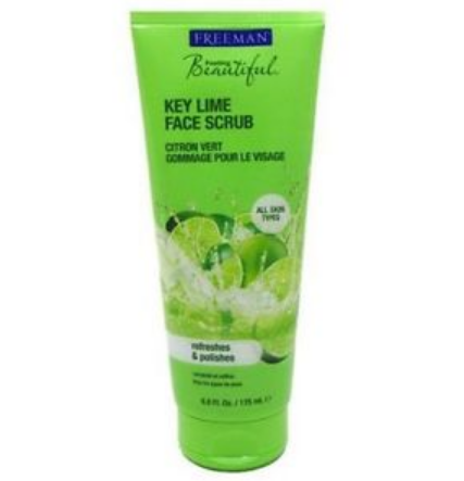 Freeman Key Lime Face Scrub