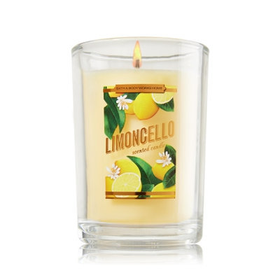 Bath & Body Works Limoncello Candle