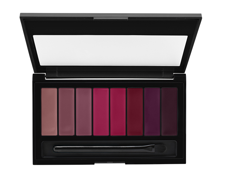 Maybelline Lip Studio™ Lip Color Palette