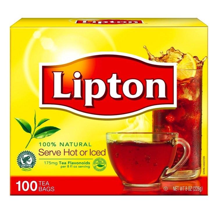 Lipton® Serve Hot or Iced Tea Bags