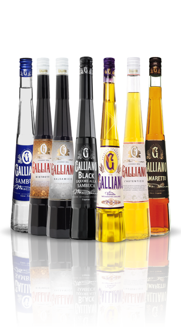 Galliano Liqueurs